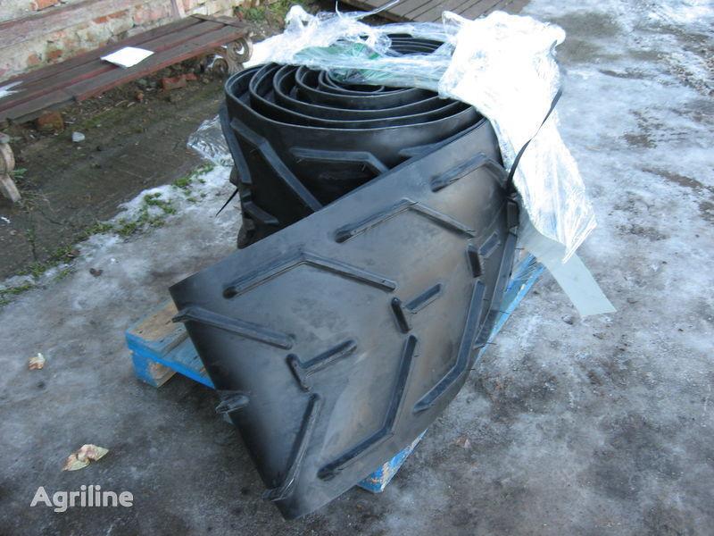 новый конвейер транспортерная лента (шевронная)