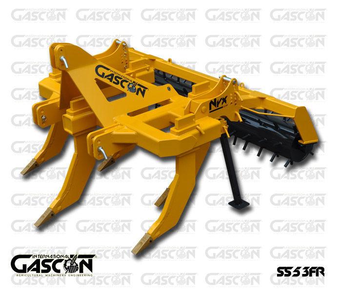 новый рыхлитель GASCON  Глубокорыхлитель Gascon SS-5-3FR (150-210 л.с.)