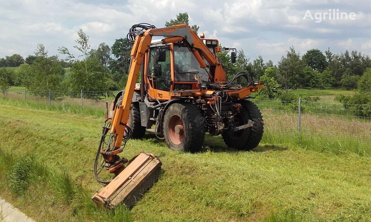 трактор колесный FENDT Xylon Kosiarka MULAG Schmidt Mähgeräte
