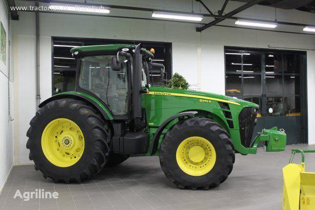 новый трактор колесный JOHN DEERE 8320R