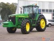 трактор колесный JOHN DEERE 8400