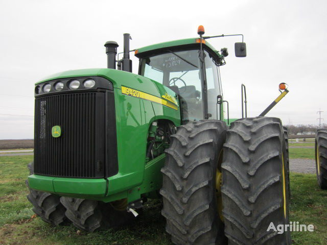 трактор колесный JOHN DEERE 9420