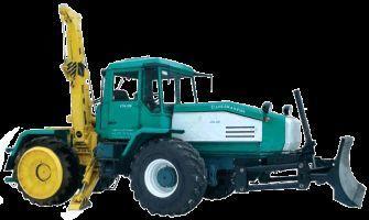 трактор колесный СМР-3 Специализированная машина для ремонтно-строительных работ