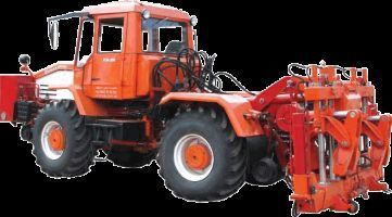 трактор колесный Универсальная путевая машина УПМ-1М на базе трактора ХТА-200