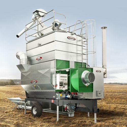 зерносушилка Мобильные зерносушилки MEPU серии M