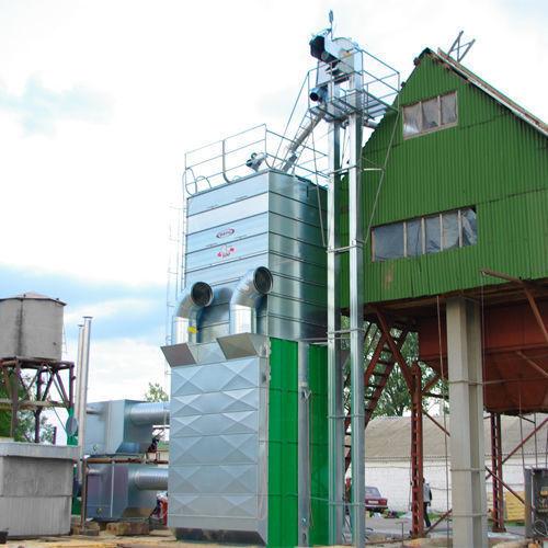 зерносушилка Стационарные зерносушилки MEPU серии RCW