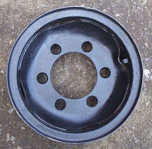новый диск колесный для погрузчика 8,25-15