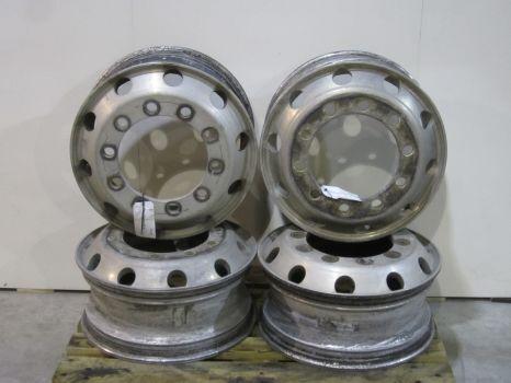 грузовой диск колесный MAN alu velg 9,00x22,5
