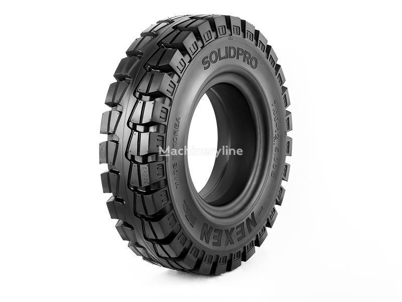 новая шина для вилочного погрузчика NEXEN solidpro