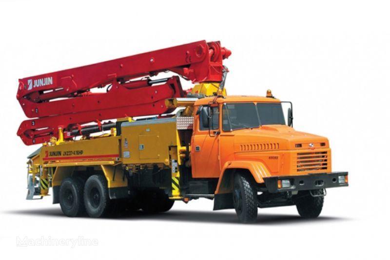 автобетононасос КРАЗ 65053 JXZ 37-4.16НР