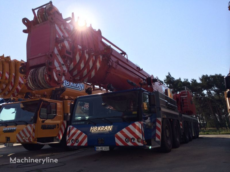 автокран LIEBHERR LTM 1300 - 6.1 (SOLD)