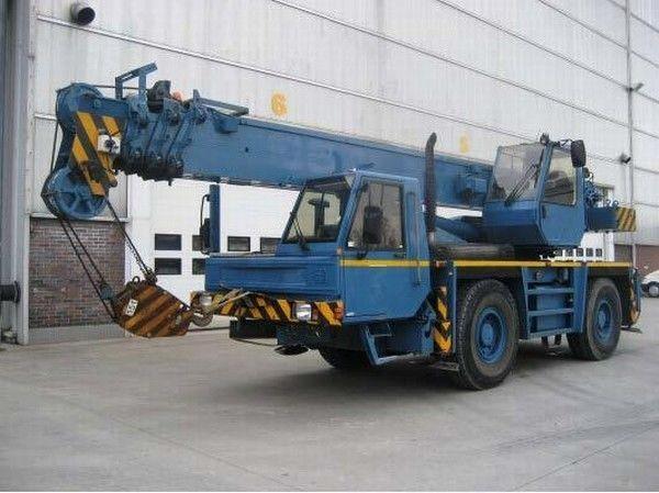 автокран PPM ATT 400