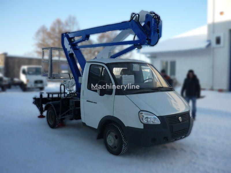 автовышка ГАЗ ВИПО-12-01 на базовом шасси  ГАЗ-3302 Газель