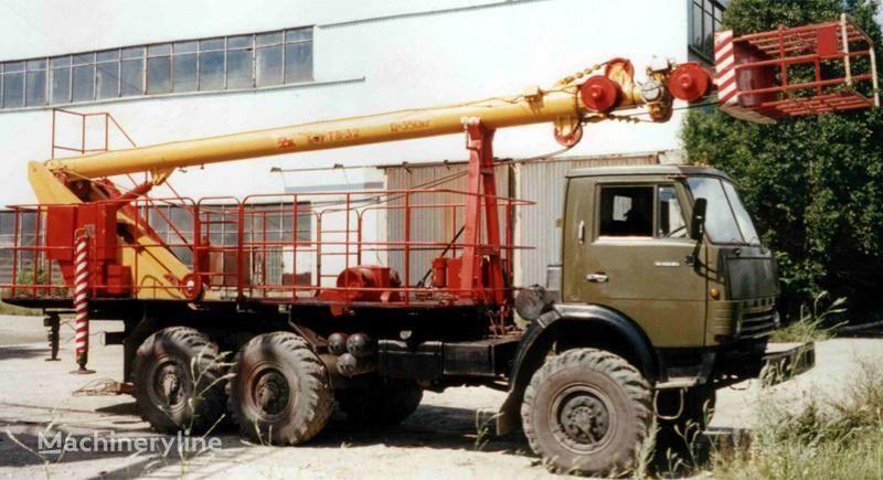 автовышка КАМАЗ ТВ-32