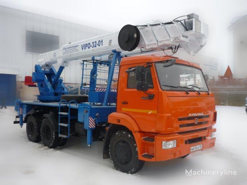 автовышка КАМАЗ ВИПО-32