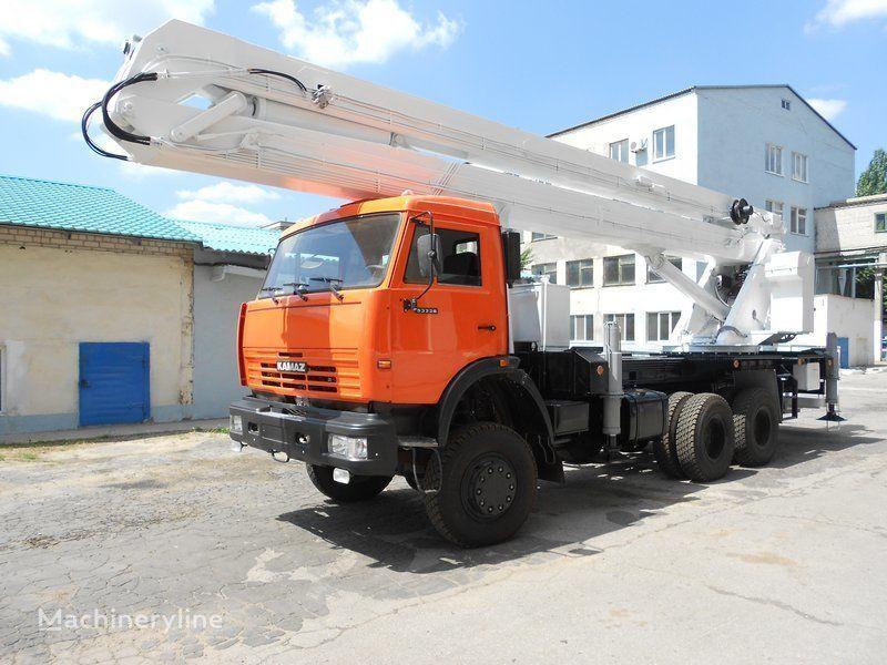 автовышка КАМАЗ ВС-32
