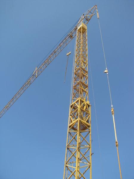 башенный кран LIEBHERR 63 K