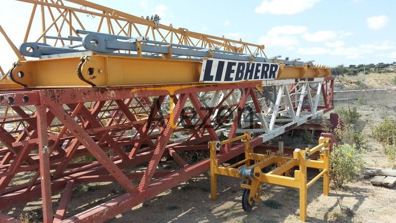 башенный кран LIEBHERR 71 ecb opcion base