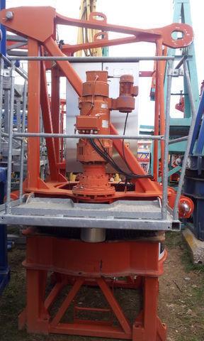 башенный кран SAEZ 50 TL  4 tn opcion base y cabina