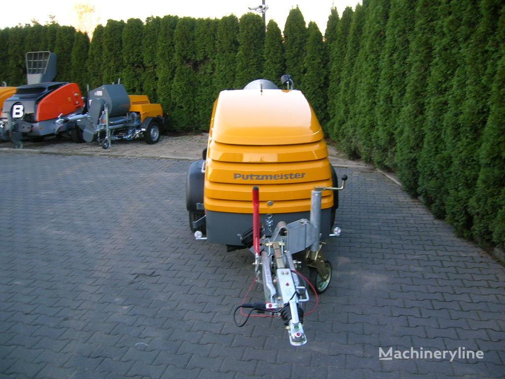 новый бетононасос стационарный PUTZMEISTER M740/4 NEW GENERATION