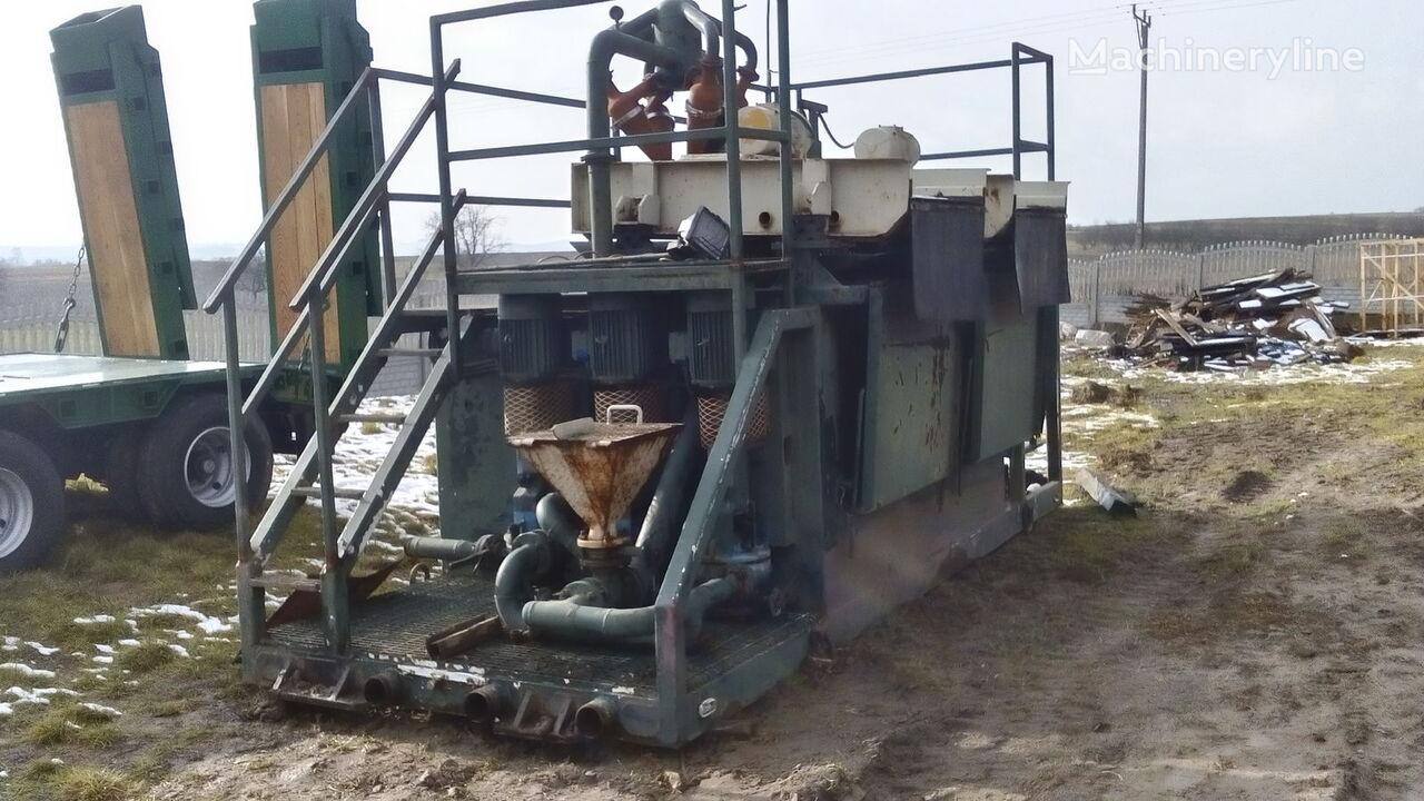буровая установка VERMEER  Mud recycling unit Basic Fabrication MCS 260