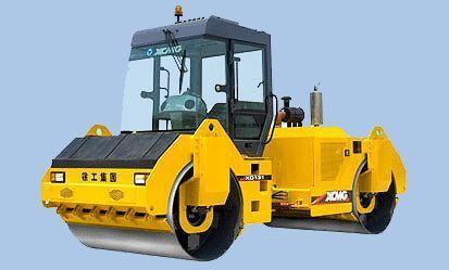 новый дорожный каток XCMG XD131