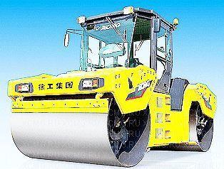 новый дорожный каток XCMG XD132