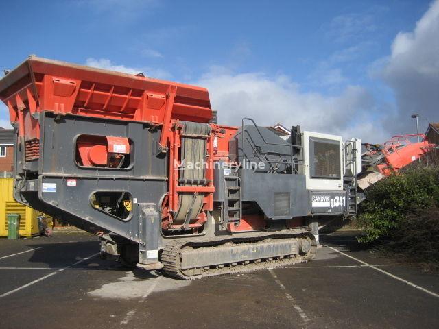 дробильная установка SANDVIK QJ341