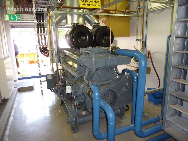 генератор DEUTZ TBD616V12