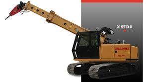 гусеничный экскаватор GRADALL XL 3210 4210 5210 3310 4310 5310 7320
