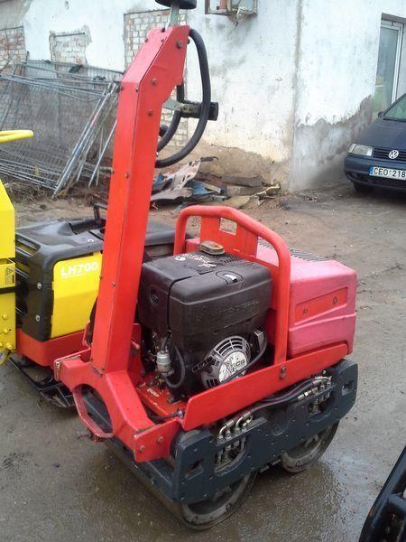 Продажа катка тротуарного AMMANN AR65, купить мини каток ...: http://autoline.com.ua/-/prodazha/bu/katki-trotuarnye/AMMANN-AR65--14011513273143467800