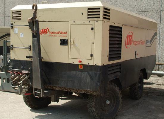 компрессор INGERSOLL RAND 21/215 XHP760
