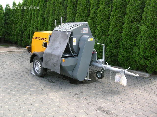 новая штукатурная машина PUTZMEISTER P-13 KA 139 EMR