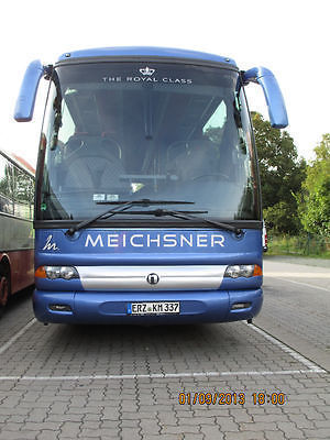 туристический автобус IVECO NUR ERSATZTEIL !!!! FRONTSCHEIBE beheizt