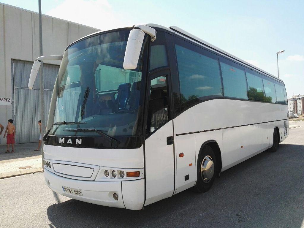 туристический автобус MAN 18.460