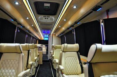 туристический автобус MERCEDES-BENZ Travego VIP - Erduman