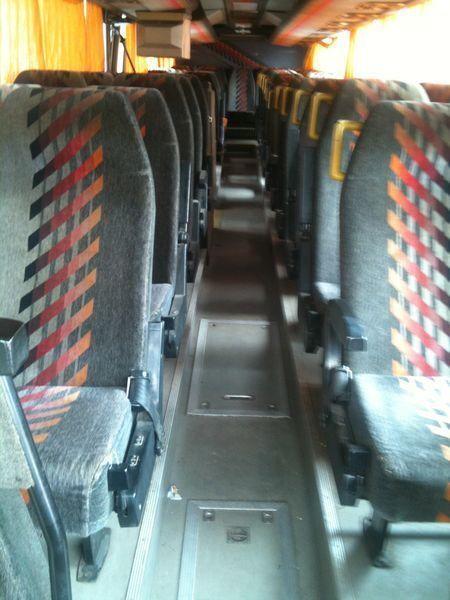 туристический автобус VOLVO Vanhool