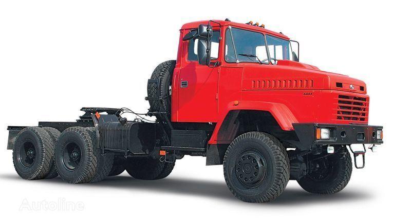 новый тягач КРАЗ 6443