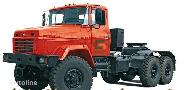 новый тягач КРАЗ 6446-014