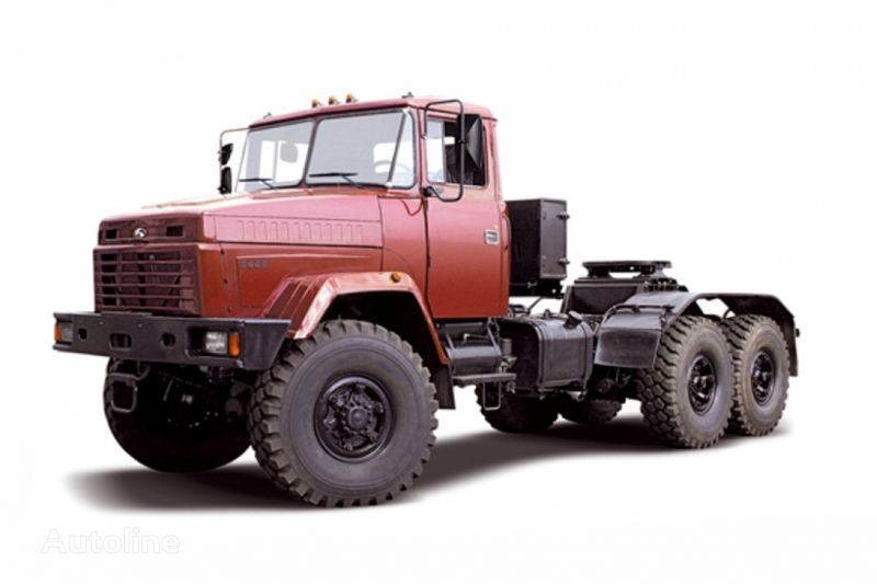 тягач КРАЗ 6446 тип 2