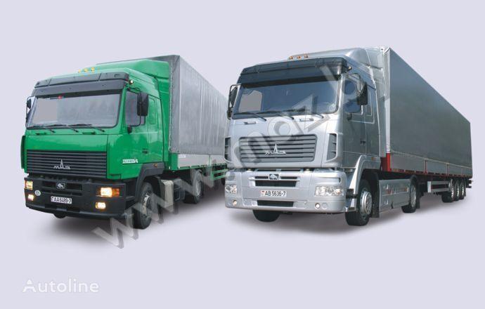 новый тягач МАЗ 5440 (А8, А9, 19, Е9)