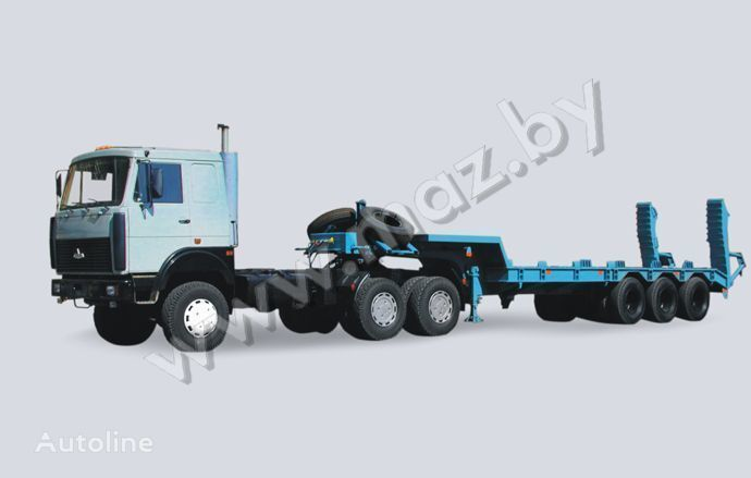 новый тягач МАЗ 6425 (05, 08)