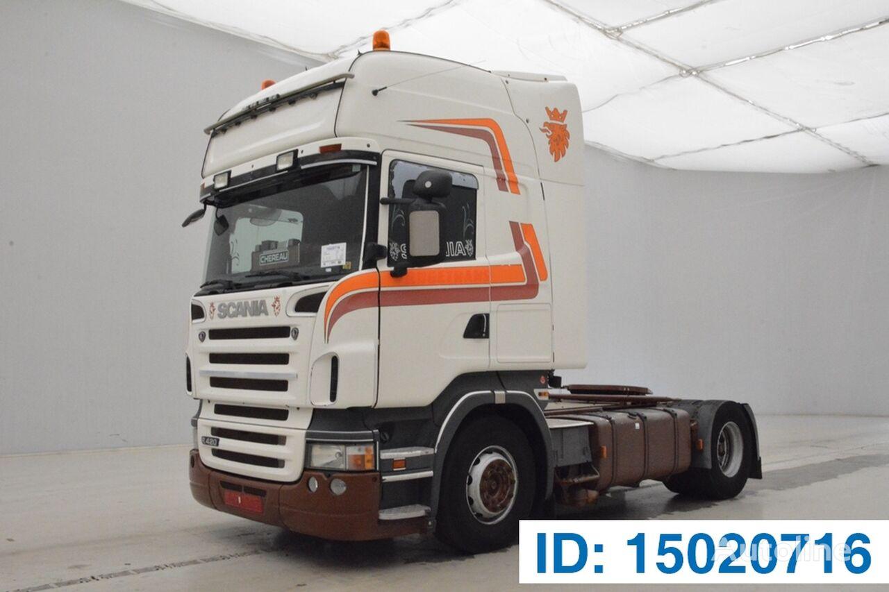 тягач SCANIA R420 TOPLINE