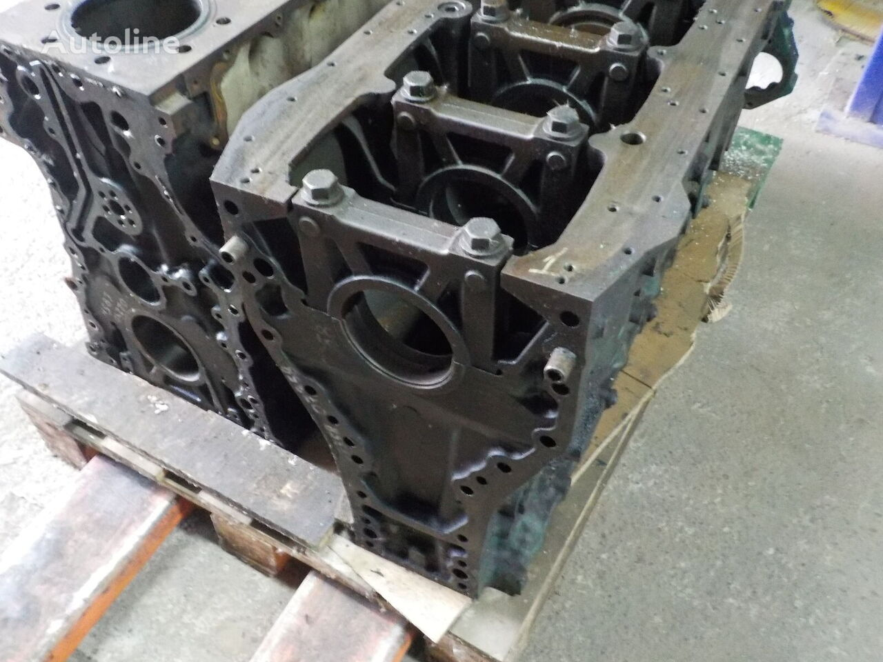 блок цилиндров для грузовика VOLVO  D12A
