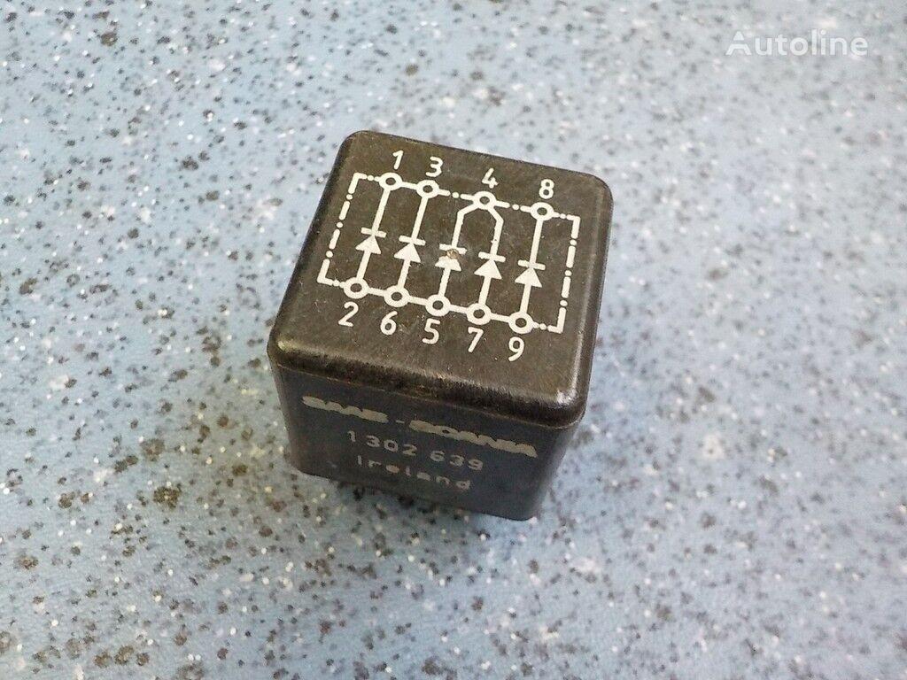блок управления  Блок электронный (диодный блок) для грузовика