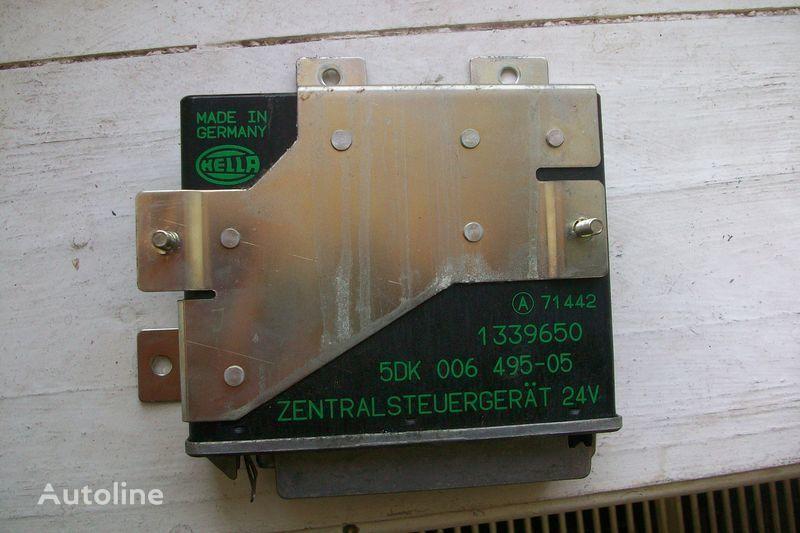 блок управления  Центральный блок управления электроникой 5DK 006 495-05 для тягача DAF