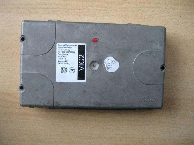 блок управления  STEROWNIK VIC 2 для тягача DAF XF 105 / CF 85