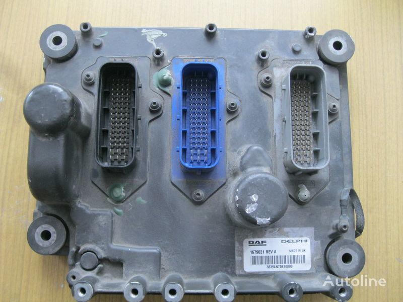 блок управления  KOMPUTER SILNIKA для тягача DAF XF 105 / CF 85