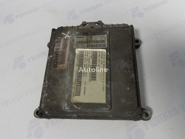 блок управления  BOSCH ECU EDC 500311206, 0281001527 (WORLDWIDE DELIVERY) для тягача IVECO