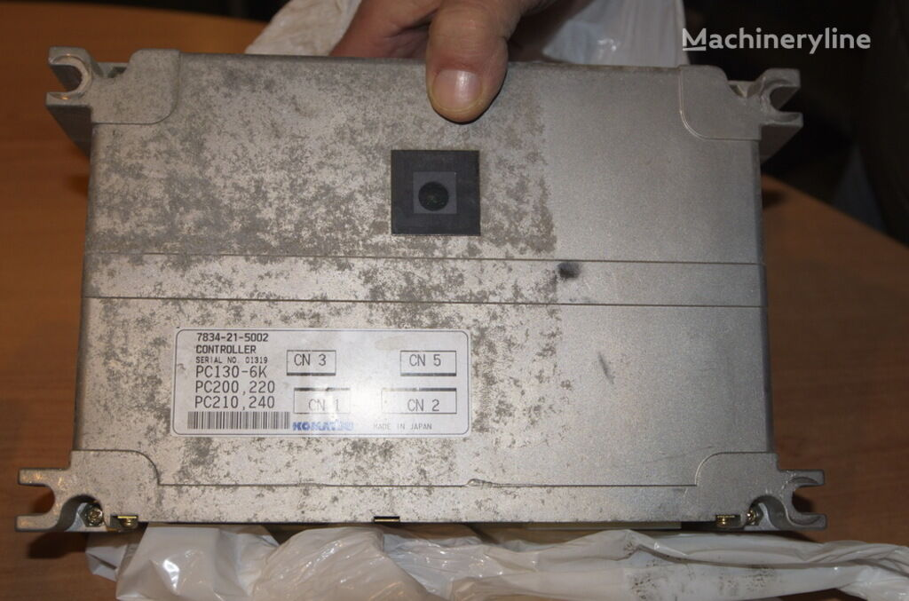 блок управления для экскаватора KOMATSU PC130-6